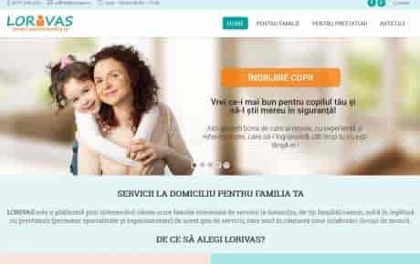 Lorivas - servicii pentru familie